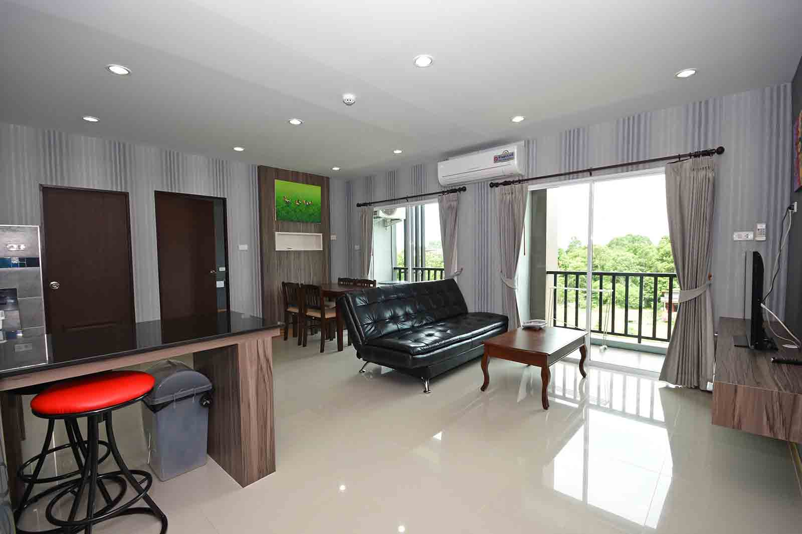 for sale -  Freehold, Two-bedroom Condominium Close to Ao Nang Beach - Ao Nang, Krabi