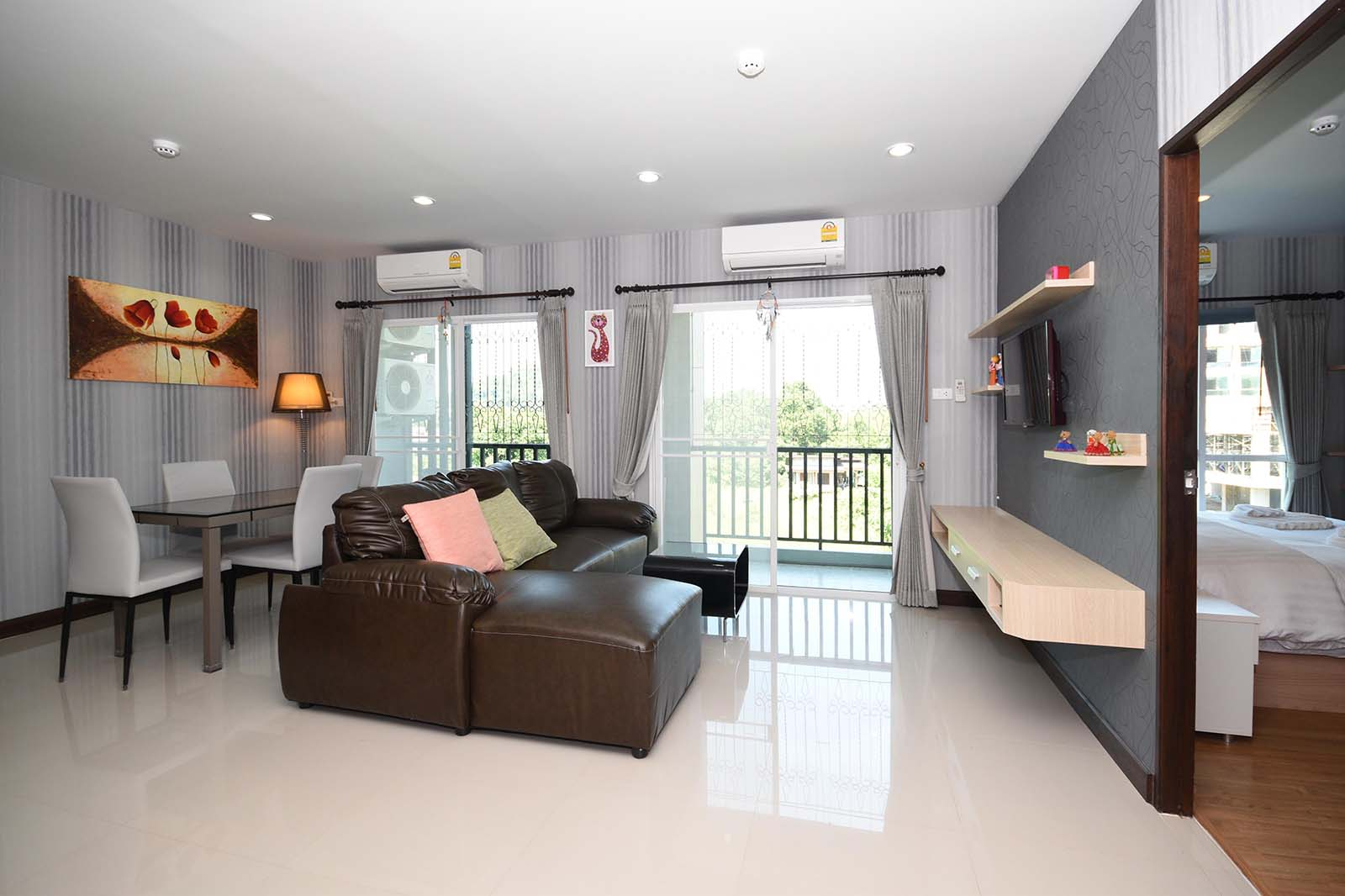 for sale - Two-Bedroom Furnished Condominium. 15-mins Walk to Beach - Ao Nang, Krabi