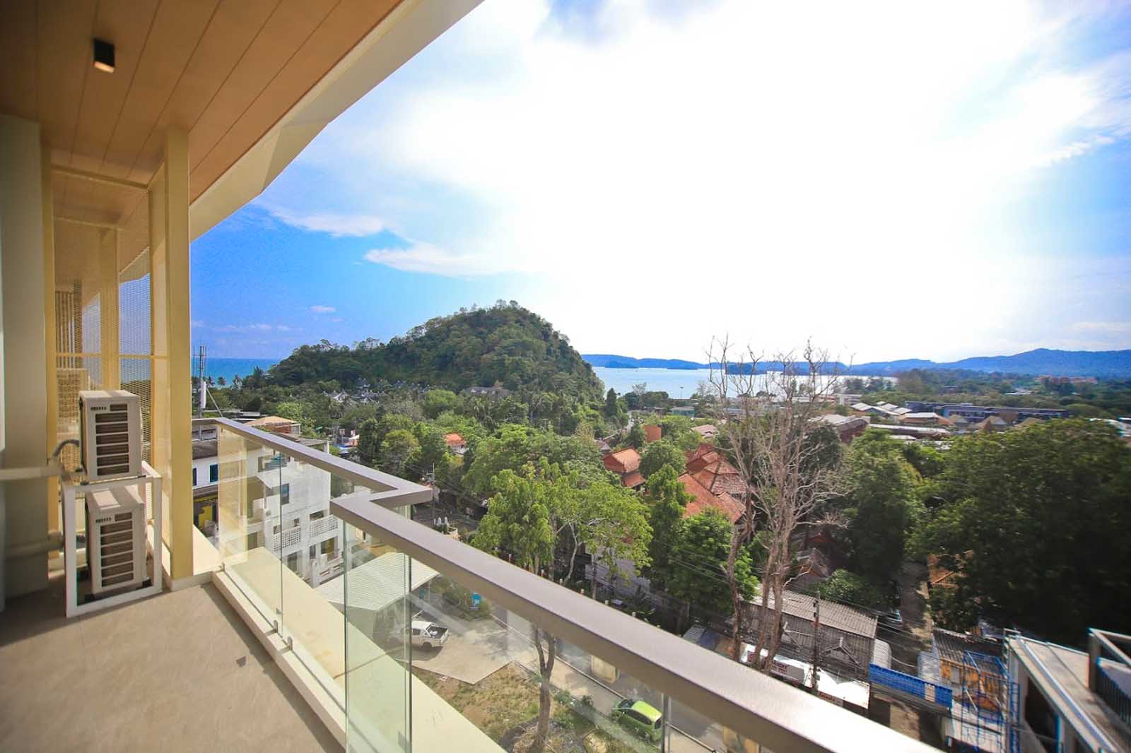 for sale - Last remaining Top-Floor, Single-Bedroom Condominium  - Ao Nang, Krabi