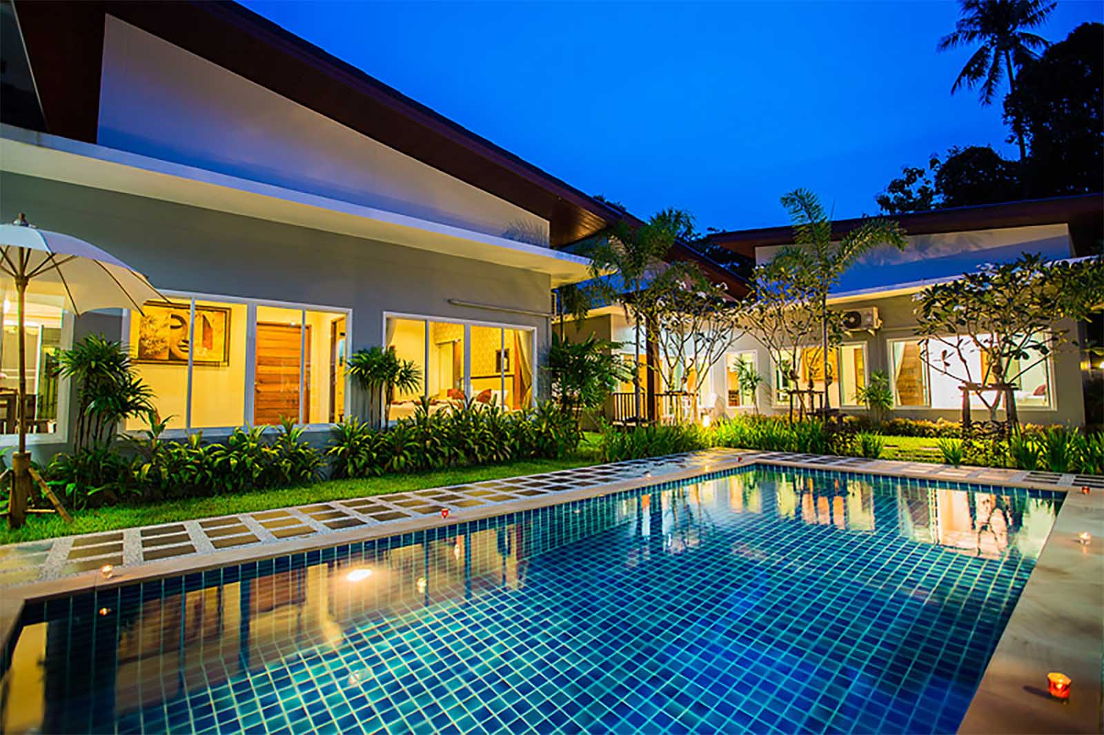 for holiday rental - Private Pool Villa Residence for up to 12 Persons - Ao Nang, Krabi