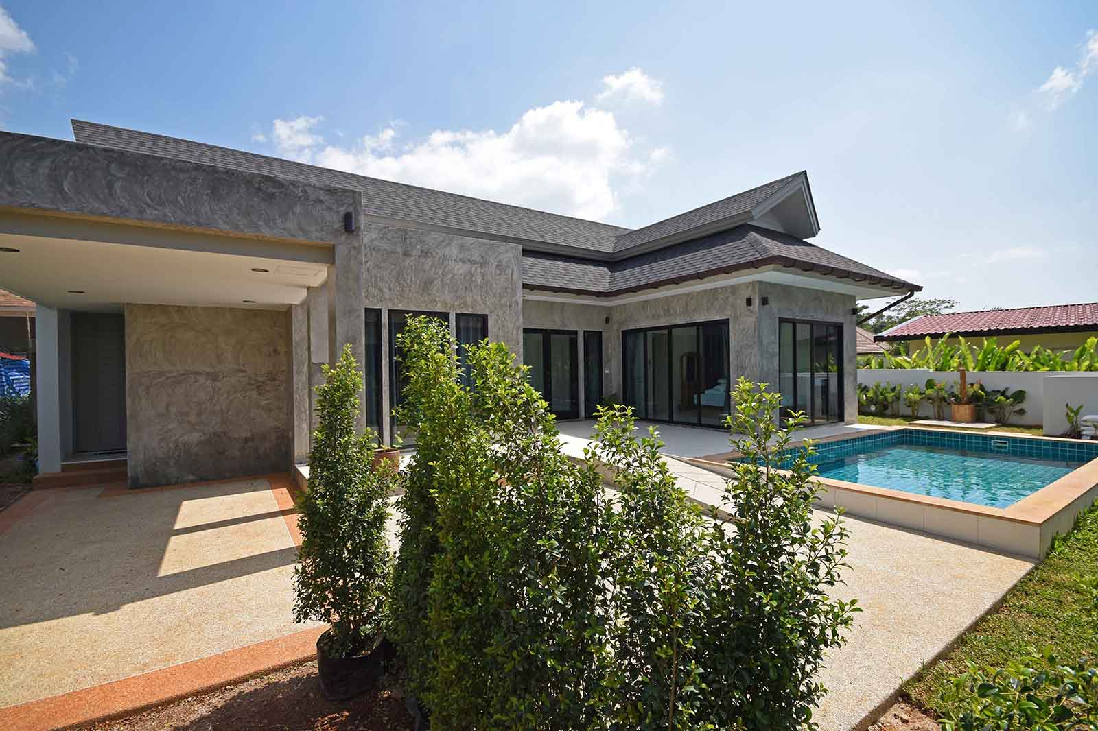 for holiday rental - New, Three-Bedroom Villa for up to Six Persons - Ao Nammao, Krabi