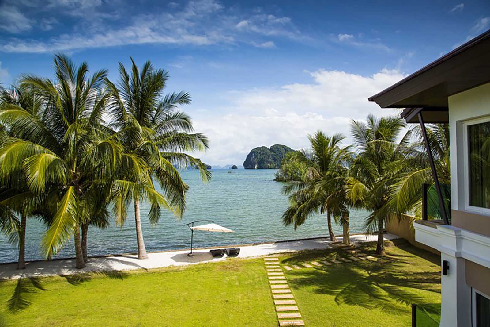 for holiday rental - Private Oceanfront Villa in a Stunning Location - Ao Tha Lane, Krabi
