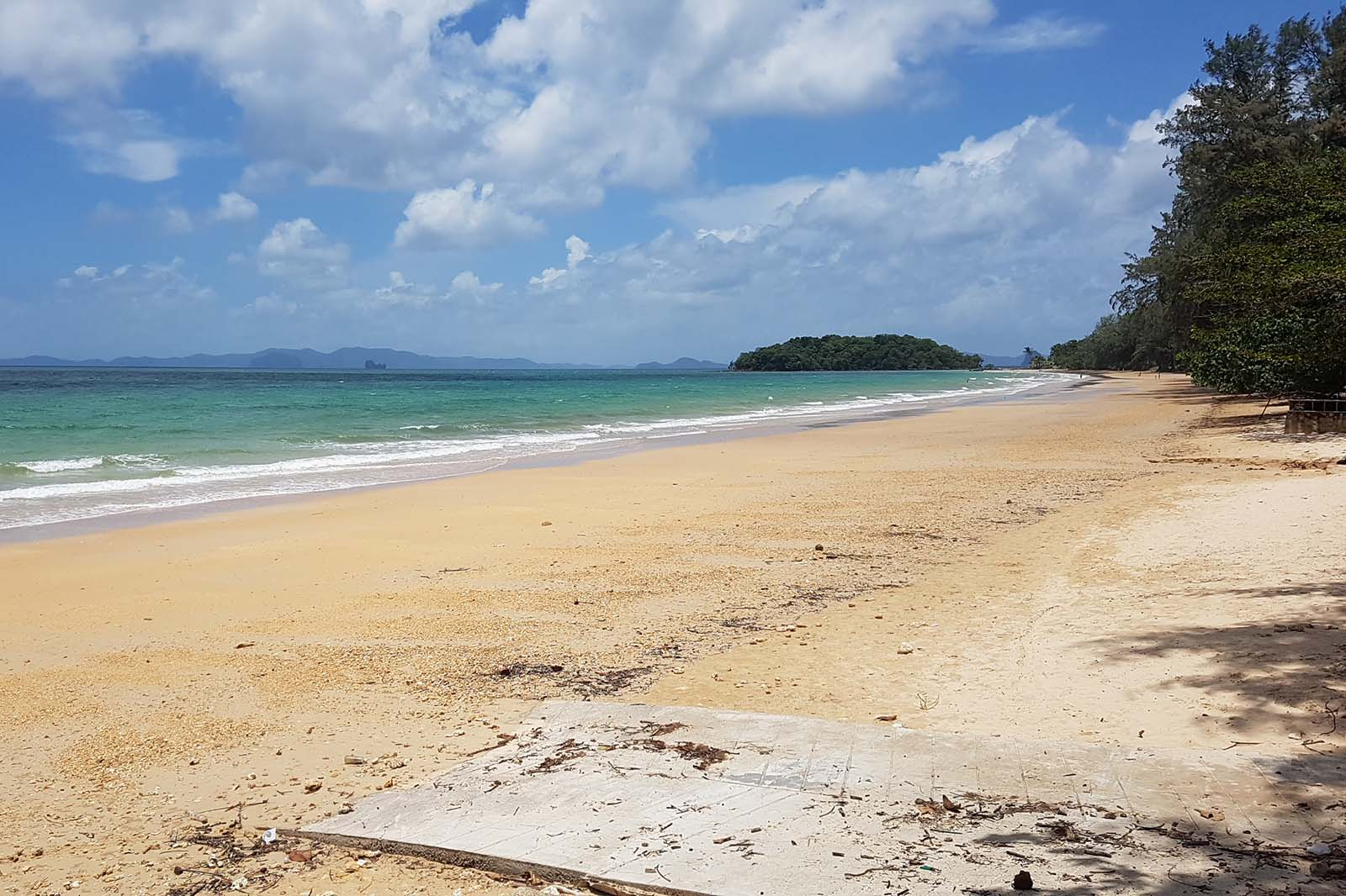 for sale - Over 7 Rai Sea-View Land for Sale in Klong Muang - Klong Muang, Krabi