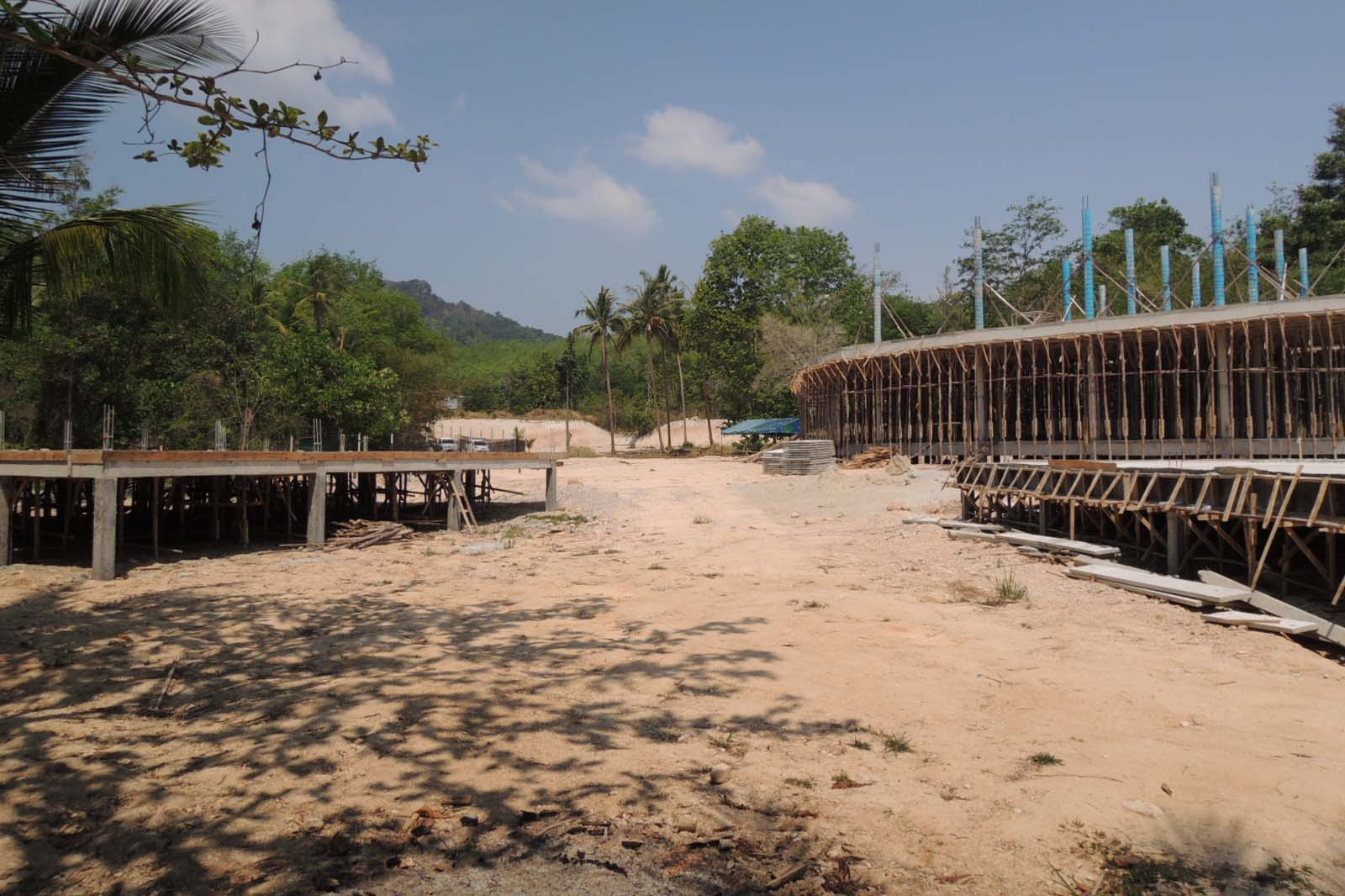 for sale - 4.5 Rai, 7200sqm Near Seafront Land with Natural Mangrove - Ao Nammao, Krabi