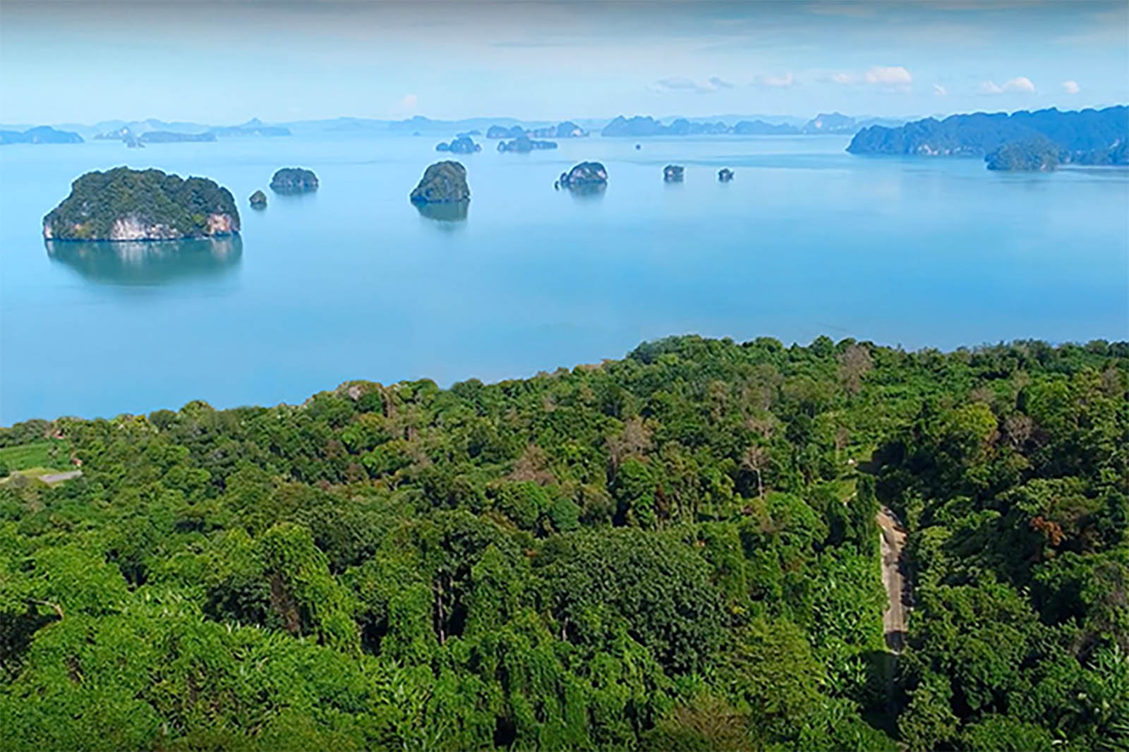 for sale - 9.2 Rai Sea View Land for Sale with Incredible Views - Ao Tha Lane, Krabi